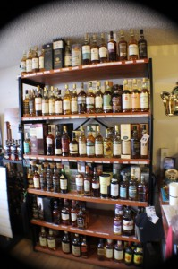 Wall of Scotch