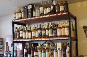 top shelf scotch